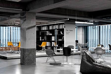 Led освітлення в офісі. Сучасні  тенденції