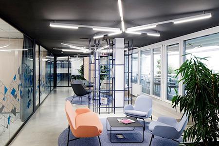 Нормы освещения в офисных помещениях