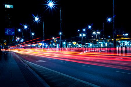 Светодиодное уличное освещение: требования к эффективности
