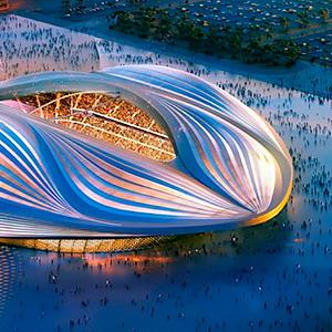 Спорткомплекси та стадіони